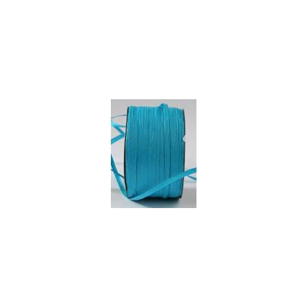 Raffia turquoise