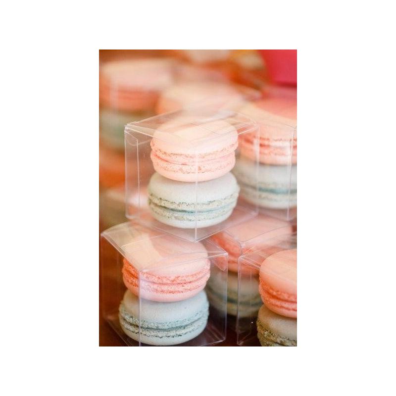 Macaron personnalisé avec photo