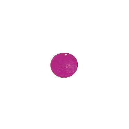Nacre card purple