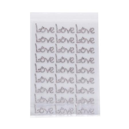 Stickers LOVE découpé 3.5cm