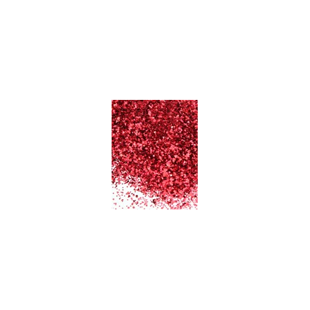 Glitters red 15gr