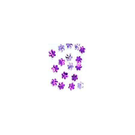 Déco fleur lilas 15gr