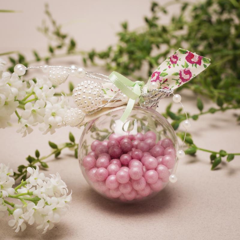Boule en plastique
