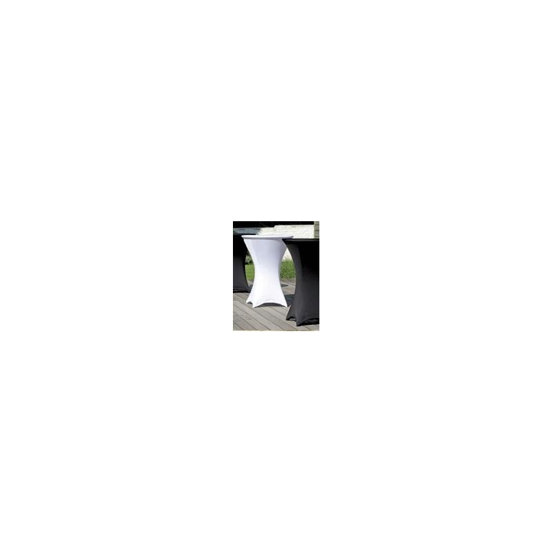 housse de mange debout blanc articles mariage tiquettes autocollants stickers transparents. Black Bedroom Furniture Sets. Home Design Ideas
