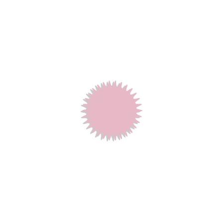 Tulle cristal rose Organza