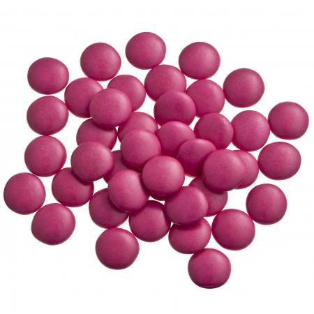 Dragées confettis fuchsia