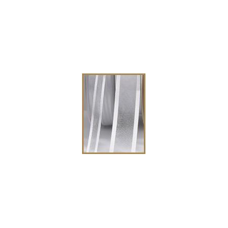 Satin white ribbon 10mmX50M
