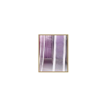 Satin purple ribbon 10mmX50M