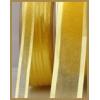 Satin light yellow ribbon 10mmX50M