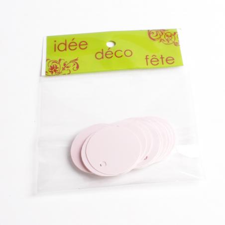 Name card lilac
