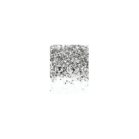 Glitters silver 15gr