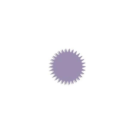 Tulle cristal lilas Organza